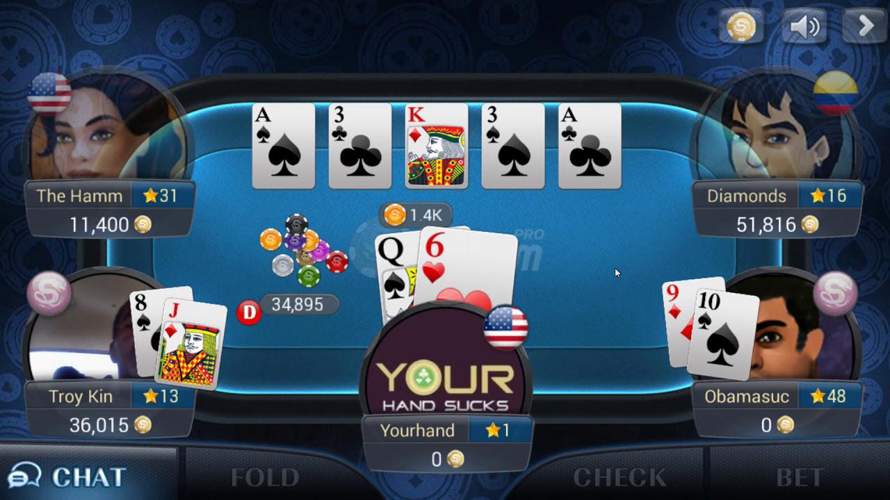 Play Poker Demo Game Playvegas88